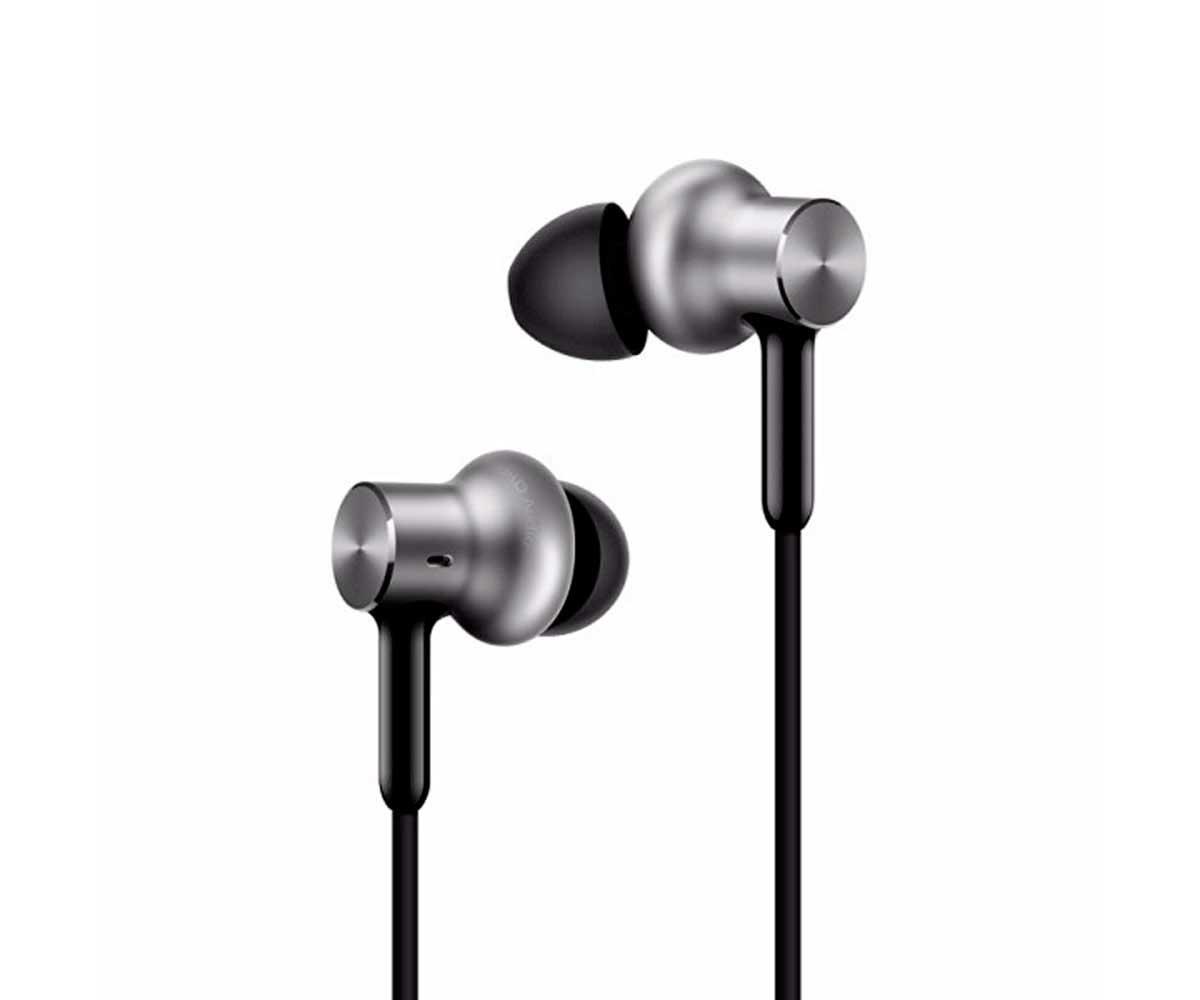 Auriculares Xiaomi Hybrid Iron Pro Hd Plata Headphone Sennheiser 220s
